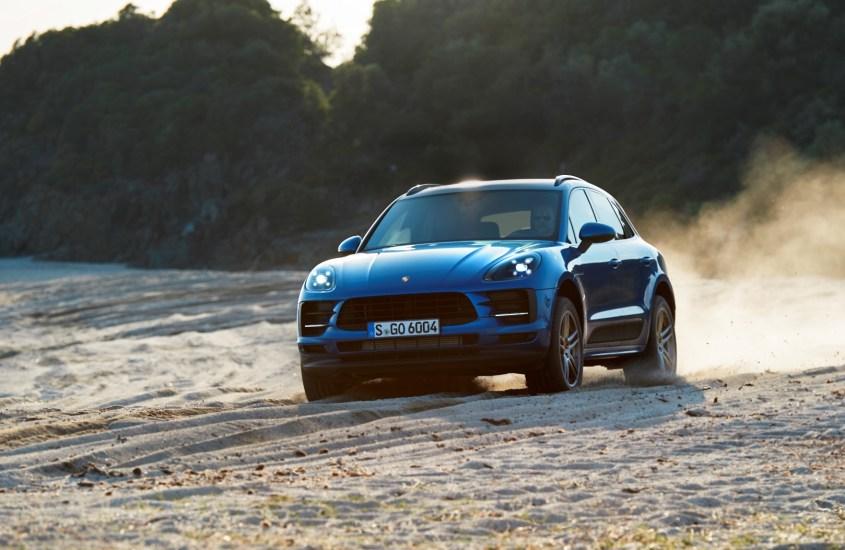 Nuova Porsche Macan: un restyling di grande classe