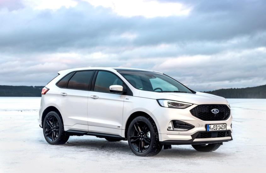 Ford Edge: grintosa e hi-tech, ecco la nuova generazione