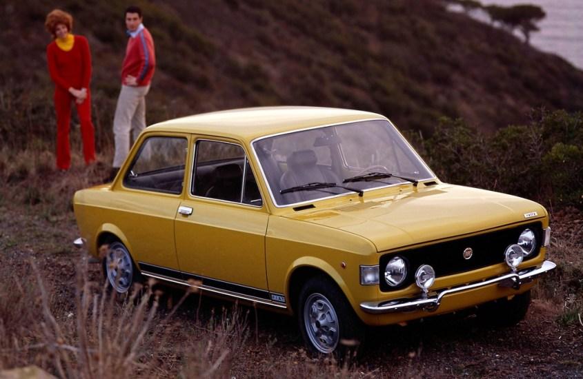 Fiat 128 festeggia 50 anni: classica e innovativa