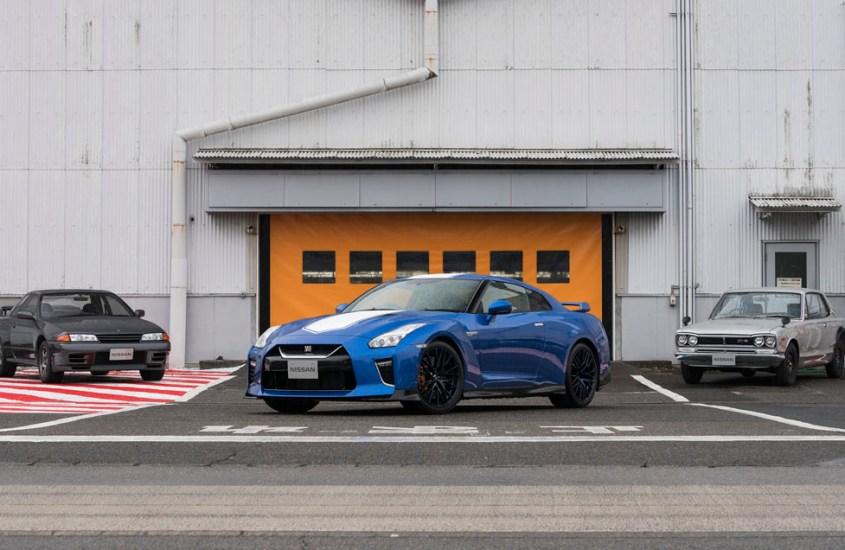 Nissan GT-R: i 50 anni di Godzilla