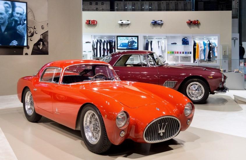 La storia di Maserati: passione su quattro ruote