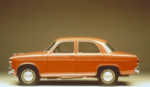 Alfa Romeo Giulietta del 1955