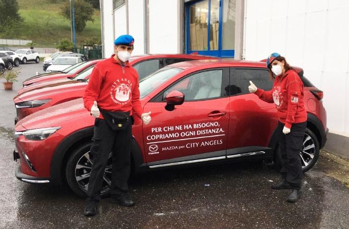 Iniziative Mazda associazioni