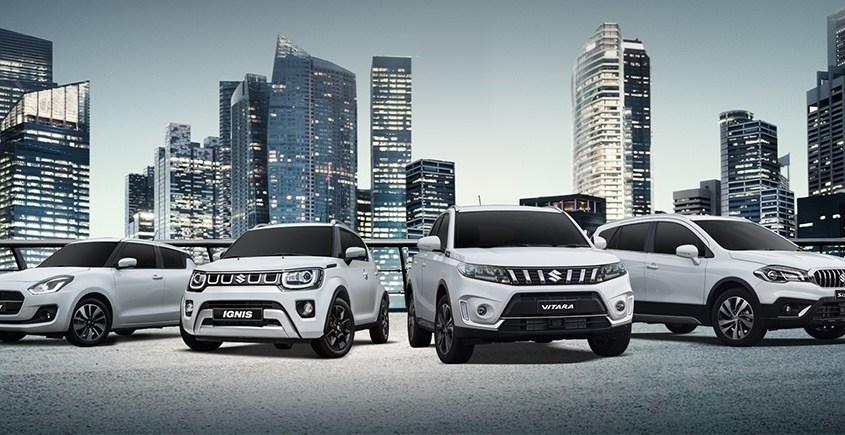 Vendita auto online, il programma Suzuki Smart Buy