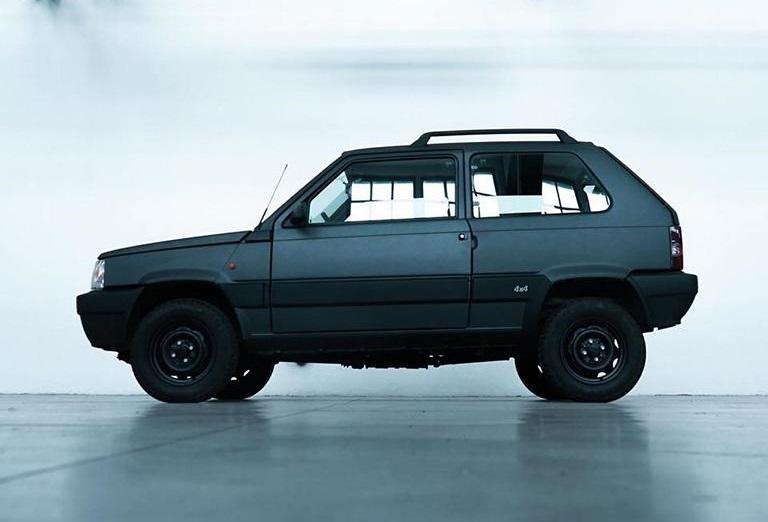 Fiat Panda 4×4 Elettrica: la creazione Di Garage Italia Ispirata A James Bond