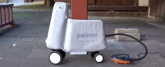 scooter gonfiabile