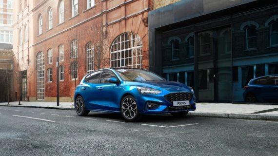 Nuova Ford Focus Hybrid