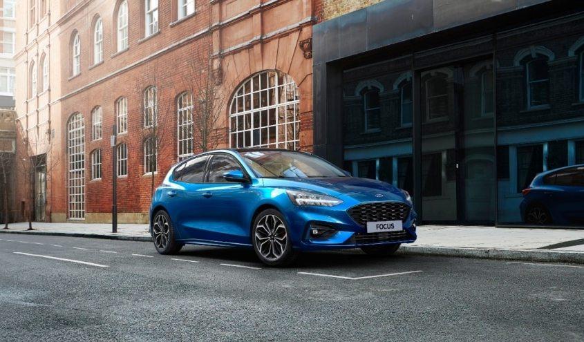 Nuova Ford Focus: l'efficienza ibrida abbraccia la berlina dell'Ovale Blu