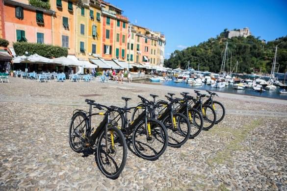 servizio e_bike CYCL-e around Pirelli