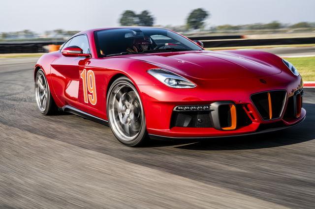 Aero 3, la creazione della Touring Superleggera con cuore Ferrari