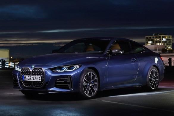 Nuova BMW Serie 4 Coupè 2020