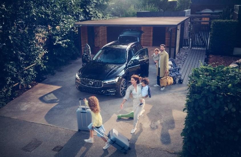 Sicurezza in auto: Volvo da sempre in prima linea