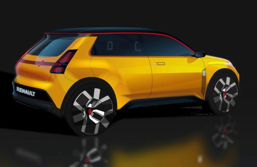 Renault 5 Prototype: la rinascita di un modello cult in salsa elettrica