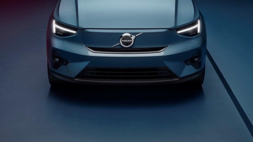 Volvo C40 Recharge frontale
