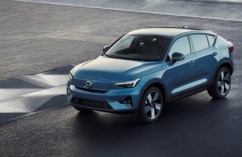 Volvo C40 Recharge: un nuovo crossover 100% elettrico e dal 2030 solo auto a zero emissioni