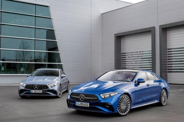 Mercedes-Benz CLS Coupé (BR 257), 2021Mercedes-Benz CLS Coupé (BR 257), 2021