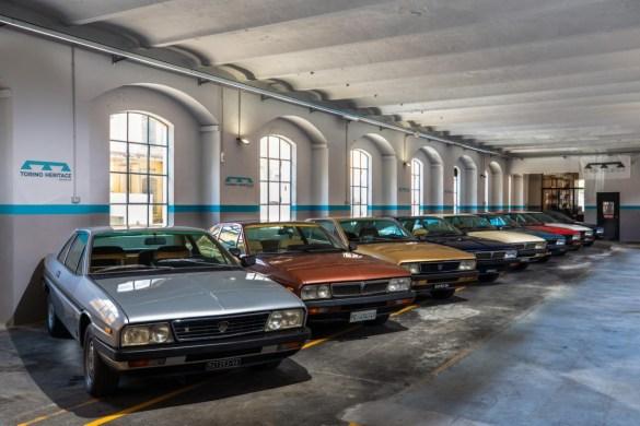 Lancia Gamma Coupé collezione