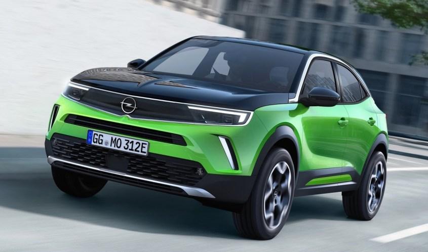 Opel-Mokka-e-2021-fari a LED