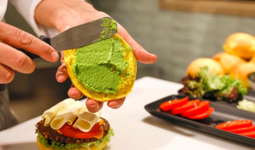 Wowburger preparazione