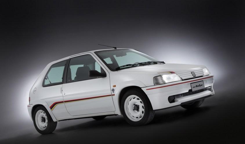 Peugeot 106 1.6 16V