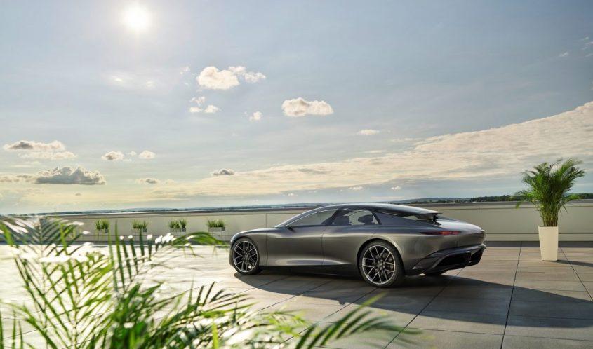 Audi Grandsphere concept propulsore elettrico