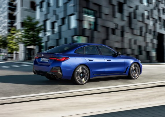 BMW i4 M50 cover