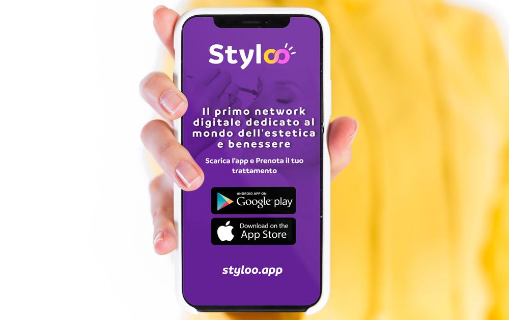 Styloo App per prenotare in sicurezza i tuoi trattamenti