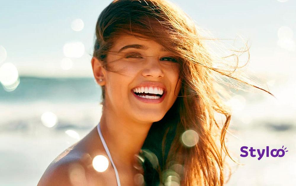 Estate, capelli sani e belli  al mare e in spiaggia