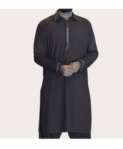Shalwar-Kameez-Brown 5
