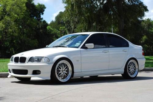 Marklyft BMW325i