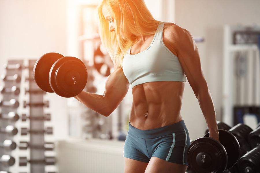 vad händer med musklerna när man tränar