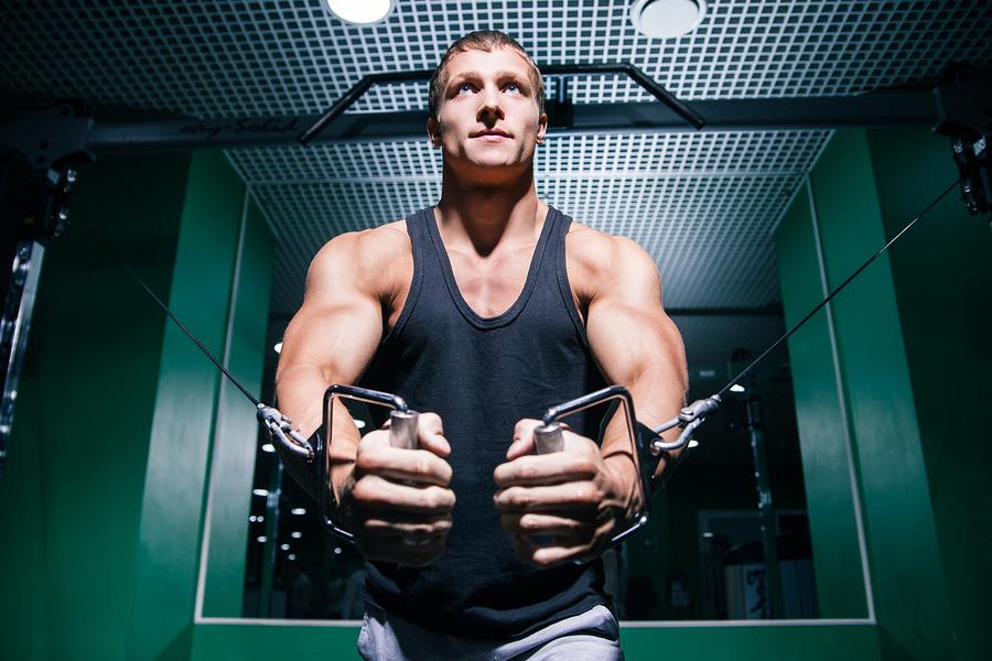 Bulka och bygga muskler