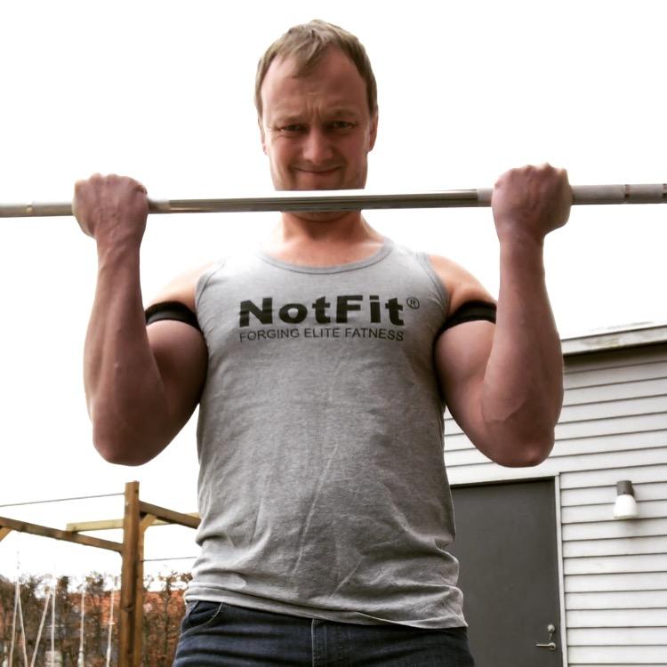 Daniel Richter Styrkelabbet