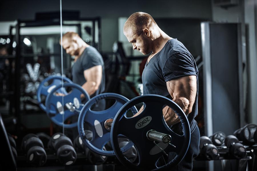 Två eller fyra styrketräningspass per vecka