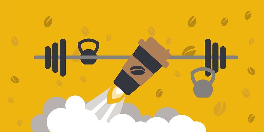 koffein ökar styrka och muskulär kraft