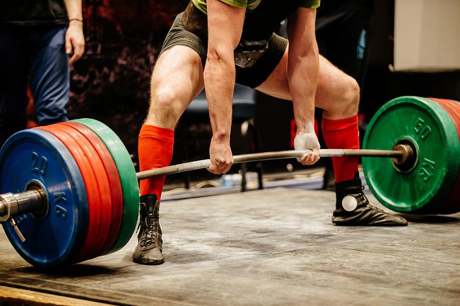 ont i ländryggen träning