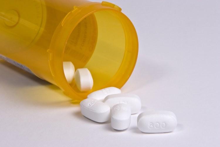 Ibuprofen och träning