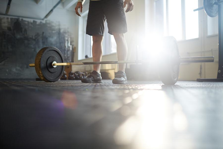 styrketräna på morgonen