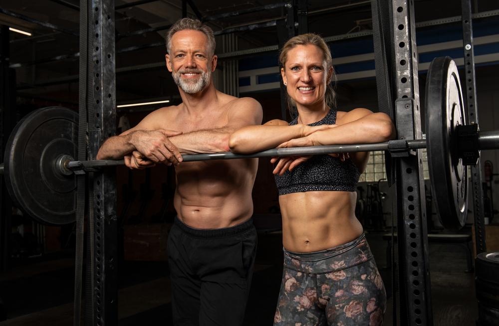 Att börja styrketräna efter 40