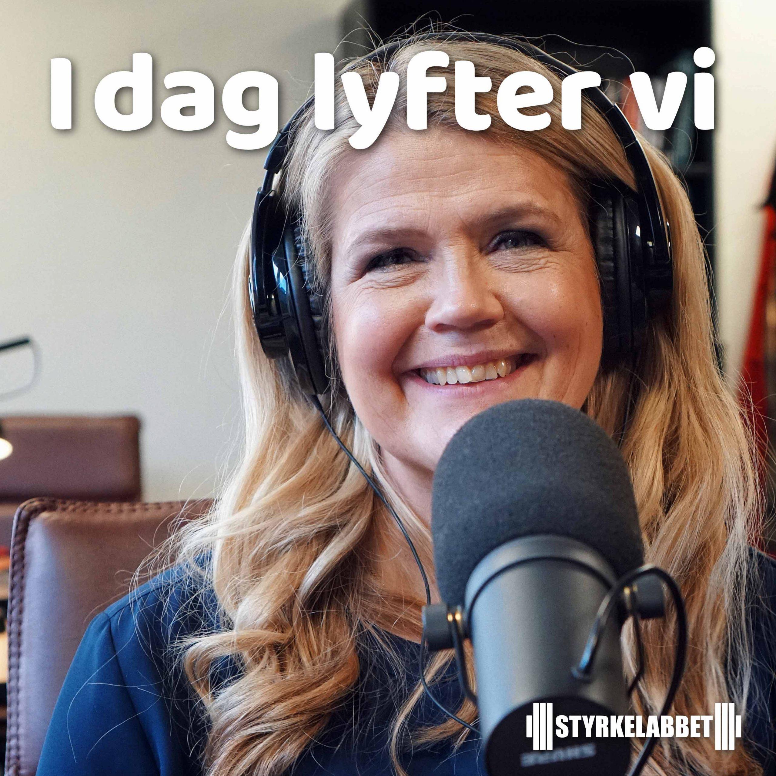 I dag lyfter vi: Marie Lehmann om livet framför kameran på SVT Sport