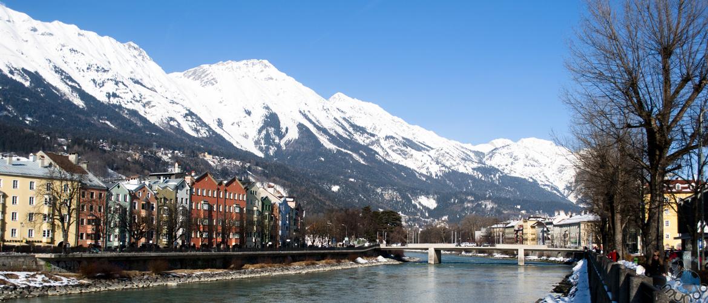 Innsbruck, snowboard na Áustria