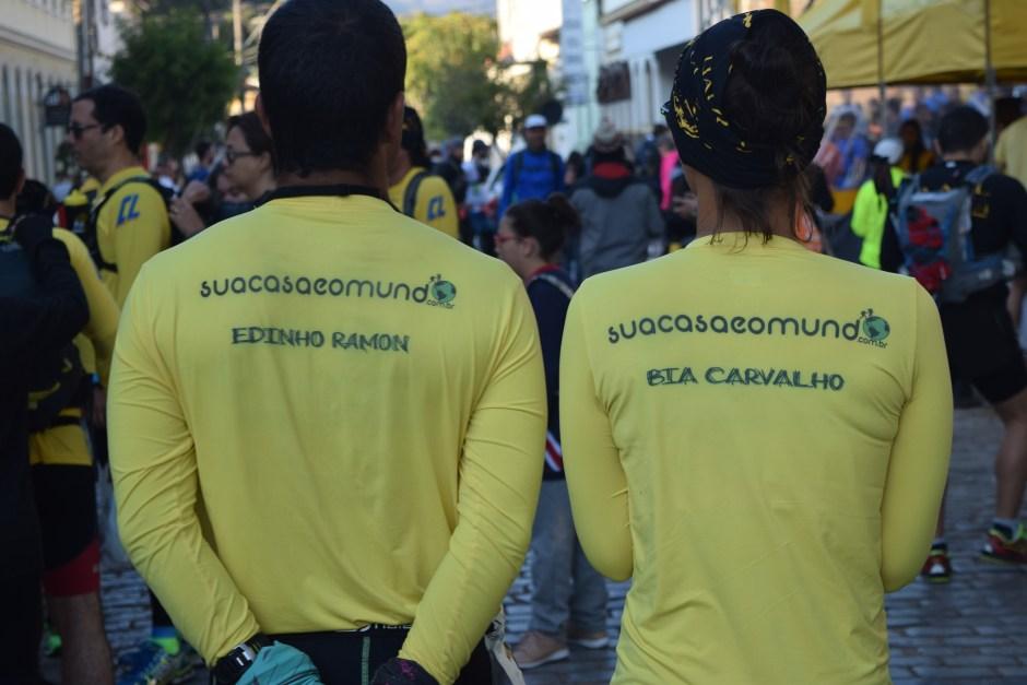 Ultramaratona dos Anjos Internacional 235 Km Edinho e Bia