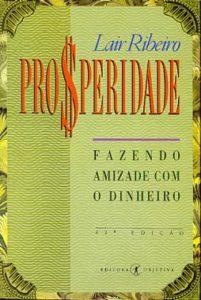 Capa do livro Prosperidade, para enriquecer.