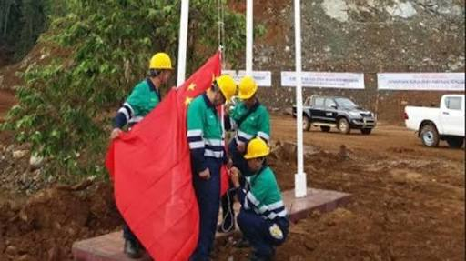 Bendera China Berkibar di Maluku, Ini Penghinaan