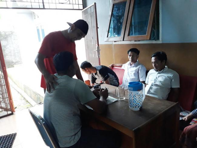 Pesta Sabu Tujuh Honorer dan PNS Pelalawan Ditangkap Nyabu, Tragis Mereka Berdinas di RSUD