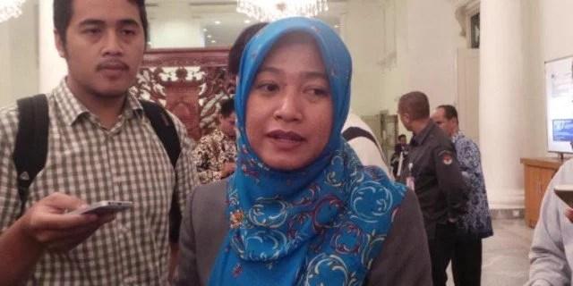 Mimah Susanti (Anggota Bawaslu DKI Jakarta