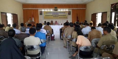 Kecamatan Nanga Pinoh Laksanakan Musrenbang Kecamatan 2018