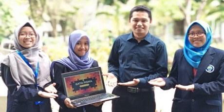 Tiga Mahasiswa Universitas Negeri Malang Merancang Model Pembelajaran Baru