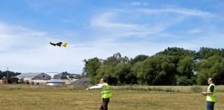 flying wing UAV