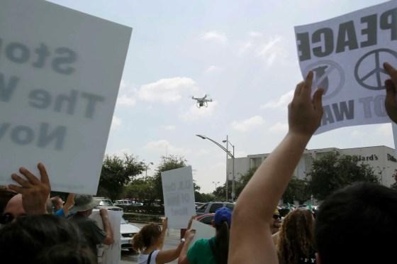 Syria Rallies Houston